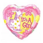 Globo - It's a Girl