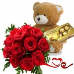 Bouquet lleno de Amor